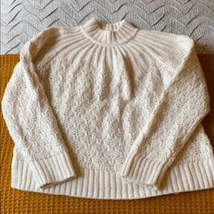 Women's Madewell Mock Neck Sweater